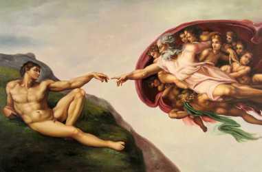 Creation of Adam - Michelangelo