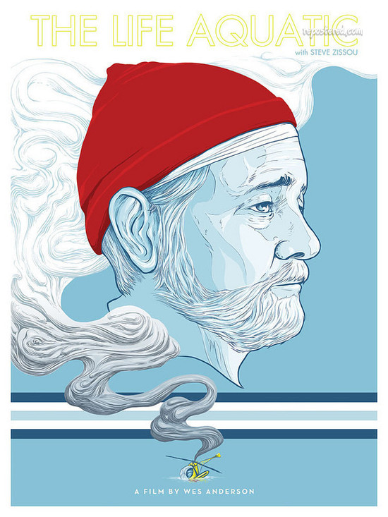 LIFE AQUATIC AMP RANDY ORTIZ