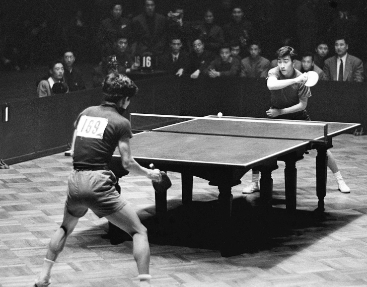 CHINA-BEIJING-TABLE TENNIS-PING-PONG DIPLOMACY-ZHUANG ZEDONG-DEATH (CN)