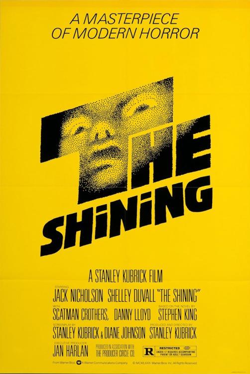Saul Bass - The Shining