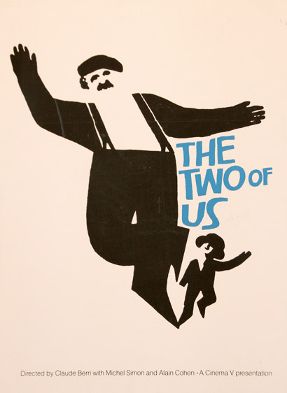 The two of us saul bass