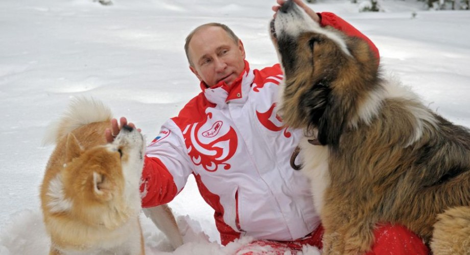 6 Photos Of Vladimir Putin Doing Crazy Shit The6by6