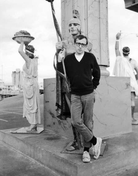 Woody Allen Style