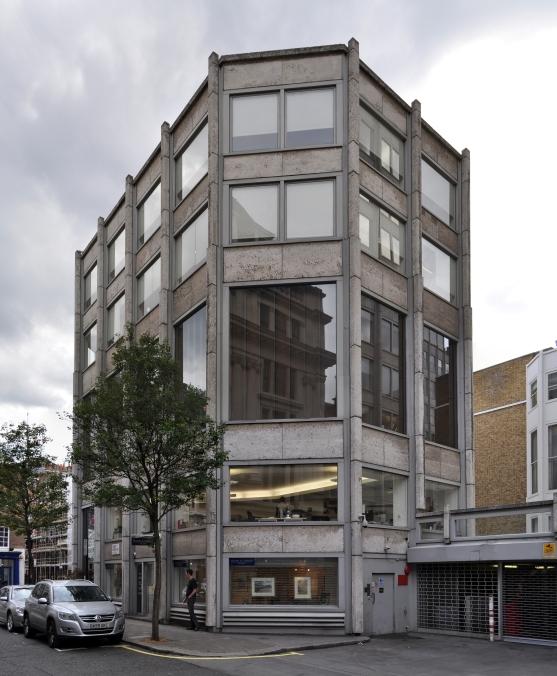The economist building london