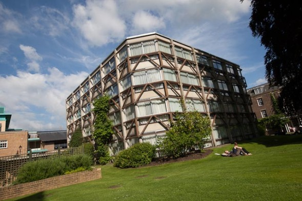 The Garden Building St Hilda's College Oxford