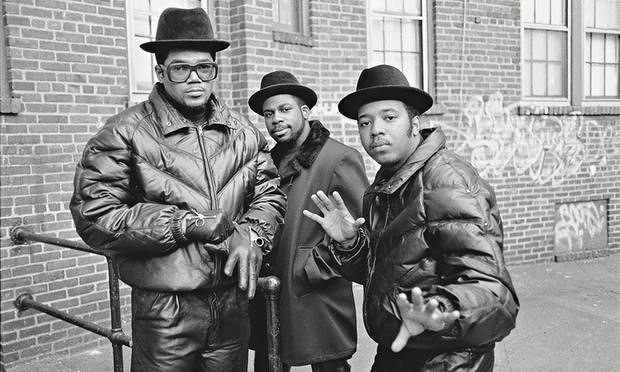 6 GLEN E FRIEDMAN RUN DMC
