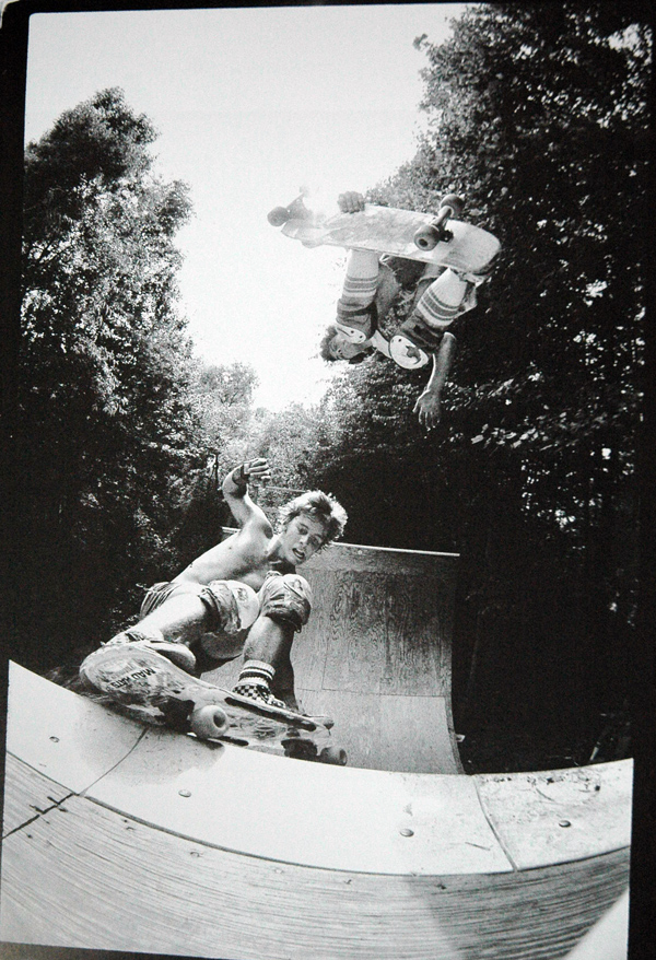 Glen E friedman shredin