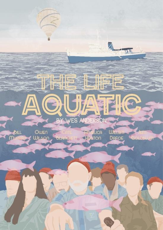 The Life Aquatic cymk