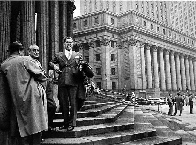 HCB - New York, 1947